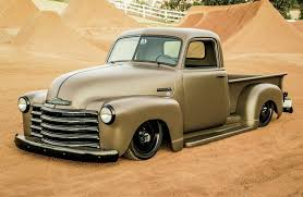 100 1950 Chevrolet Truck Heath Pinters Rescued Custom Classic Chevy 3100