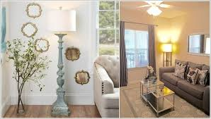 Step Up The Style Of Your Living Room With A Corner Floor Lamp