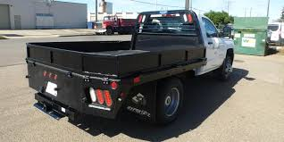 Deweze Bale Bed by Flat Decks Dump Bodies And Truck Beds For Work Pickup Trucks