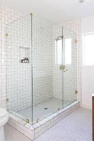 on choosing bathroom tile green notebook