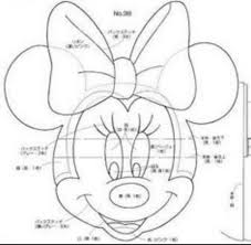 Minnie Mouse Pumpkin Carving by Minnie Face Templates Pinterest Craft