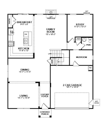 Beazer Homes Floor Plans Florida by 17 Beazer Homes Floor Plans Wolcott Floor Plan Lennar