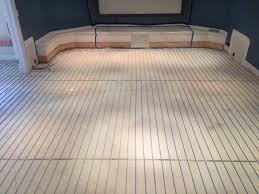 heated floor repair kit radiant heating diy tile flooring gta