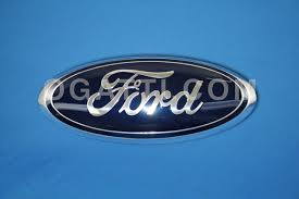100 Ford Truck Emblems 5C3Z8213AA 9 OVAL FORD TRUCK FRONT GRILLE FSERIES EMBLEM