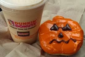 Dunkin Donuts Pumpkin Donut Recipe by On Second Scoop Ice Cream Reviews My New Dunkin Donuts Pumpkin