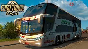 MARCOPOLO PARADISO G7 1800 EDIT 1.20.X Bus -Euro Truck Simulator 2 Mods
