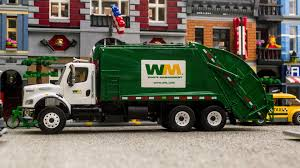 100 First Gear Garbage Truck 98 Amazon Com Wolvol Friction Powered Toy With Lights