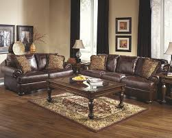 Brown Couch Living Room Design by Amazon Com Ashley Furniture Signature Design Axiom Sofa With 2