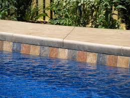 pool waterline tile ideas waterline tiles aztec fiberglass