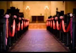 Simple Church Wedding Decorating Ideas
