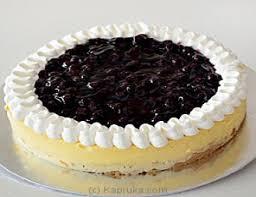 Blueberry Cheese Cake Whole