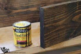 Wood Shelves Diy by Farmhouse Flair Diy Wood Storage Shelf How To