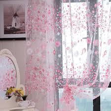 Curtain Materials In Sri Lanka by 100 X 270cm Chiffon Gauze Sheer Window Curtain 100 X 270cm 5 28