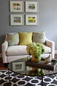 gray bedroom with yellow accents size of and gray