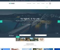 16 Free Travel HTML Website Templates