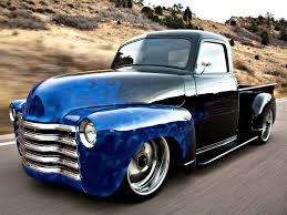 1951 Chevy Truck Maintenance/restoration Of Old/vintage Vehicles ...