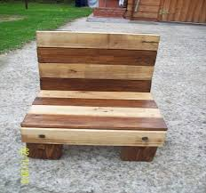 Pallet Chairs Plans And Ideas