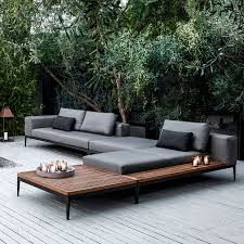 Stylish Patio Furniture Lounge 25 Best Ideas About Modern Outdoor