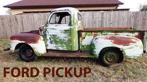 1951 Ford Pickup Project - YouTube Rhpinterestcom Flashback Fus New Arrivals Of Whole Parts Or Cars For Sale 1963 Classic Vw Single Cab For Project Truck Perfect Trucks Cheap Photos Ideas Chevrolet 3600 Classics On Autotrader Muscle Car Ranch Like No Other Place On Earth Vintage Chevy Gmc The 40s Old Stories And Tips About Old Truck Restoration 4x4 Mini Youtube Best About Colorful Mold