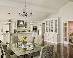 Fancy Dining Room Buffet Built In With Built In Dining Room Hutch