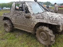 1994 Suzuki Sidekick Mud Truck   BeamNG