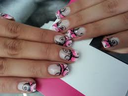 deco ongle gel noel faux ongles decoration noel