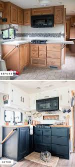 Before And Rhcreativemaxxcom See What This Looks Like After A Renovationrhtodaycom Rv Makeovers