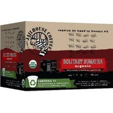 Jailhouse Coffee Solitary Sumatra K Cup 1x10 Per Box