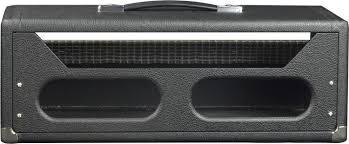 Fender Bassman Cabinet Screws by Blackface Bassman Style Guitar Amplifier Head Cabinet Mojotone Com