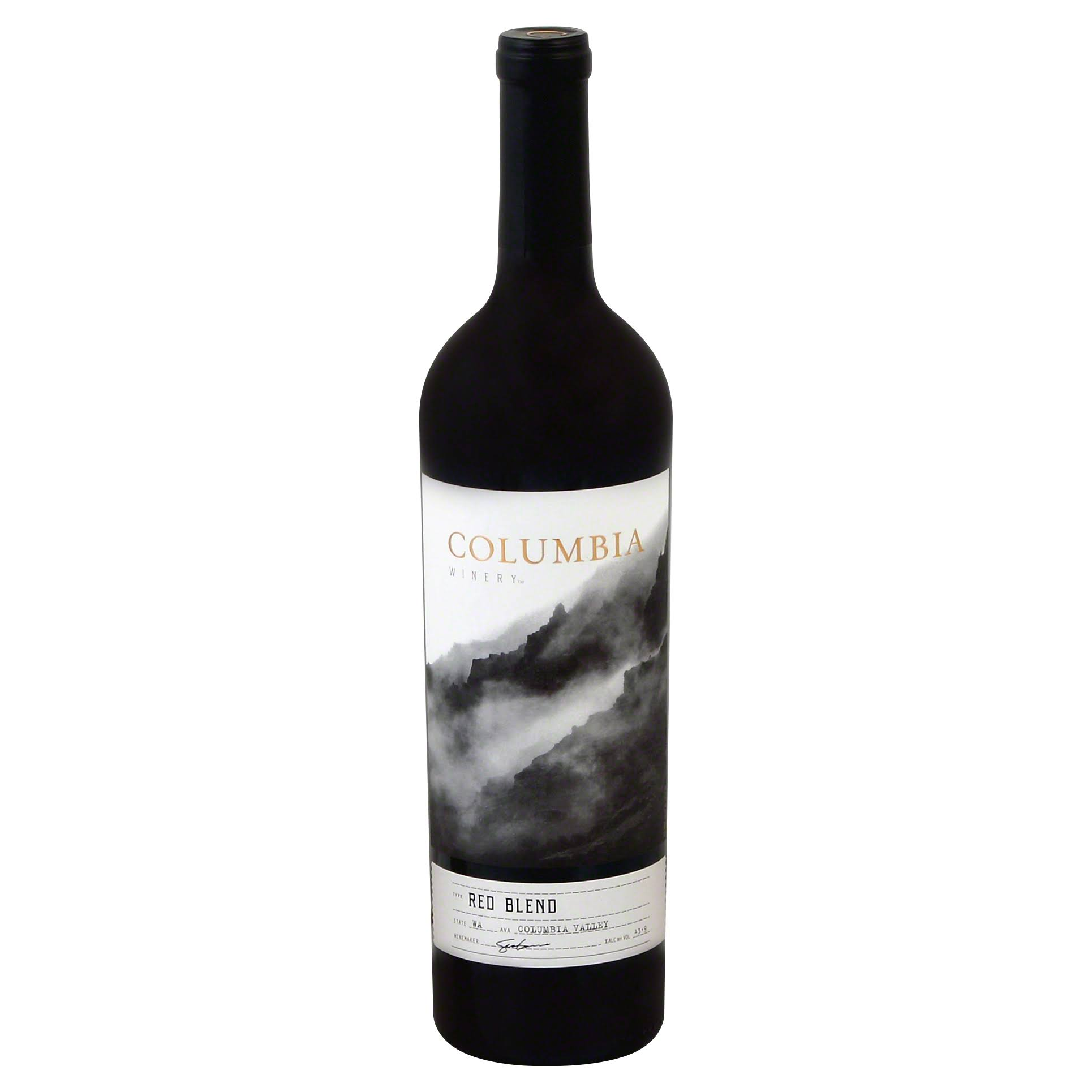 Columbia Red Blend, Columbia Valley WA - 750 ml