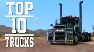 100 Best American Truck Top 10 S Mods For Simulator 2018 Toast