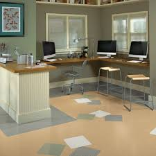 Static Dissipative Tile Johnsonite by Fossil Gray 51956 Armstrong Flooring Commercial