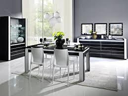 esszimmer komplett set livadia 6 teilig farbe weiß