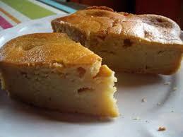 dessert a base de compote de pommes à la compote de pommes avec thermomix