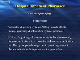 technology automation in pharmacy practice part i ii phcl ppt