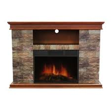 Rustic Electric Fireplaces Youll Love