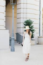 Stylish Way To Wear A Summer Midi Dress That Travels Well Mlovesm