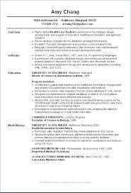 Sample Resume Of Medical Assistant Entry Level Nursing Examples Resumes