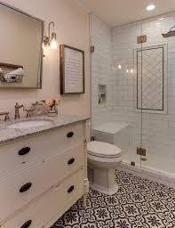 vintage modern luxurious bathroom renovation klassisch