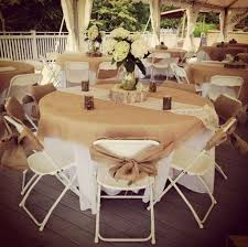 Unusual Inspiration Ideas Burlap Wedding Table Decorations Interesting Design Rustic Centerpiece Decor Theme