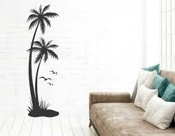 wandtattoos wandbilder wandtattoo palme wandsticker palmen