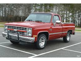1987 Chevrolet Silverado For Sale | ClassicCars.com | CC-1010542 Standard Used Chevrolet Truck Pricing Based On Year And Model 1987 Chevy V10 Silverado Lifted For Sale Youtube 87 K10 Stepside Black 4x4 1985 R20 Pickup Truck Item C4460 Sol Squarebody Square Body Legends Never Die Tshirt Pick Up Ck 10 Questions I Have A 75 Chevy Short Bed Luxury 7387 Bed For Besealthbloginfo C10 Lastminute Decisions Anyone Else Fan Of The 3rd Gen Chevygmc Trucks Ar15com Scotts Hotrods 631987 Gmc Chassis Sctshotrods 2004 1500 Gm Hightech Performance Magazine