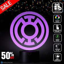 Zelda Triforce Lamp Amazon by Amazon Com Blue Lantern Corps Lighting Decor Gadget Lamp