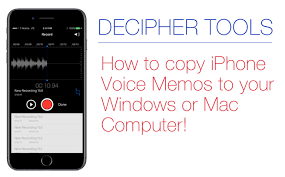 My iPhone Voice Memos Won t Sync How to Save Voice Memos to