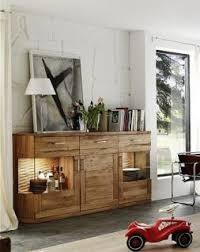 sideboard highboard anrichte wohnzimmer esszimmer wildeiche massiv geölt