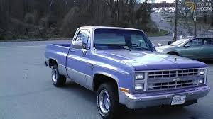 100 1986 Chevy Trucks For Sale Classic Chevrolet Silverado Short Bed Pickup For 4801 Dyler