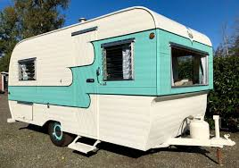 100 Restored Retro Campers For Sale Take A Look Inside This 1959 Oasis Travel Trailer