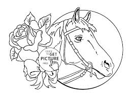 736x551 Spirit Horse Coloring Pages Pictures To Color