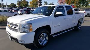 Used 2013 Chevrolet Silverado 1500 Pickup For Sale In Corning, CA ...