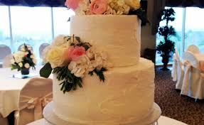 My Sweet Fancy Cakes Rustic Wedding Cake